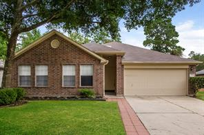 Houston Home at 3734 Woodlace Drive Humble , TX , 77396-4054 For Sale