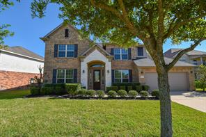 Houston Home at 23111 Broad Springs Court Richmond , TX , 77407-6436 For Sale