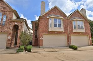 Houston Home at 6222 Skyline Drive 25 Houston , TX , 77057-7035 For Sale