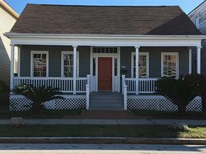 Houston Home at 1311 Church Street Galveston , TX , 77550-5065 For Sale