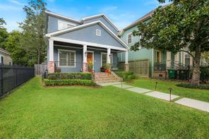 Houston Home at 1517 Waverly Street Houston , TX , 77008-4148 For Sale