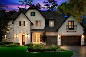 Houston Home at 34 Player Point Drive The Woodlands , TX , 77382-2896 For Sale