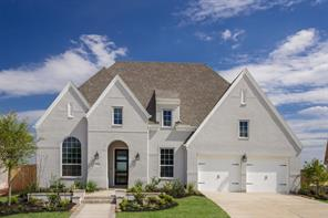 Houston Home at 16110 East Moss Loop Cypress , TX , 77433 For Sale