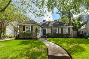 Houston Home at 2319 South Boulevard Houston , TX , 77098-5226 For Sale