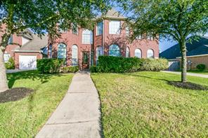 Houston Home at 1907 Amber Trail Lane Richmond , TX , 77469-5661 For Sale