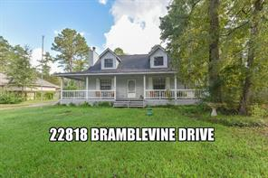Houston Home at 22818 Bramblevine Drive Magnolia , TX , 77355-6211 For Sale
