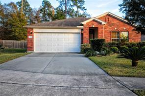 Houston Home at 4746 Woodspring Glen Lane Kingwood , TX , 77345-1493 For Sale