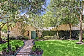 Houston Home at 13703 Queensbury Lane Houston , TX , 77079-5918 For Sale
