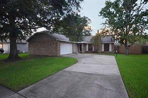 Houston Home at 10817 Idlewood Drive La Porte , TX , 77571-4365 For Sale
