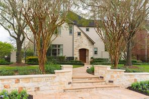 Houston Home at 2405 Brentwood Houston , TX , 77019-3307 For Sale