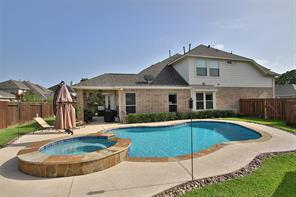 Houston Home at 14818 Maverick Valley Lane Lane Cypress , TX , 77429-3985 For Sale