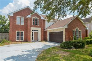 Houston Home at 7403 Mission Court Drive Houston , TX , 77083-4437 For Sale