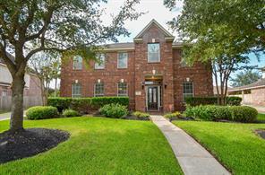Houston Home at 17414 Pinecreek Hollow Lane Houston                           , TX                           , 77095-4963 For Sale