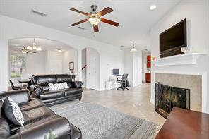 Houston Home at 3007 Crescent Oaks Park Lane Spring , TX , 77386-3431 For Sale