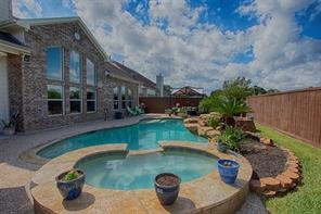 Houston Home at 11007 Springwood Drive La Porte , TX , 77571-4497 For Sale