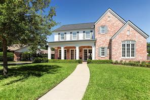 Houston Home at 6126 Cedar Creek Ln Drive Houston , TX , 77057-1802 For Sale