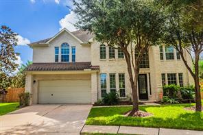 Houston Home at 21103 Granite Trail Lane Richmond , TX , 77407-7184 For Sale