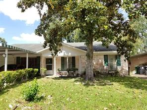 Houston Home at 7613 Parker Road Houston , TX , 77016-3929 For Sale