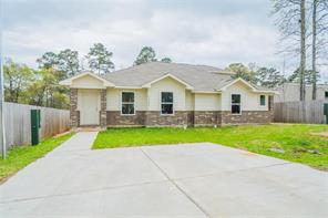 Houston Home at 16645 E Forrestal Montgomery , TX , 77316 For Sale