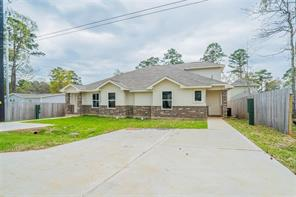 Houston Home at 16649 E Forrestal Montgomery , TX , 77316 For Sale