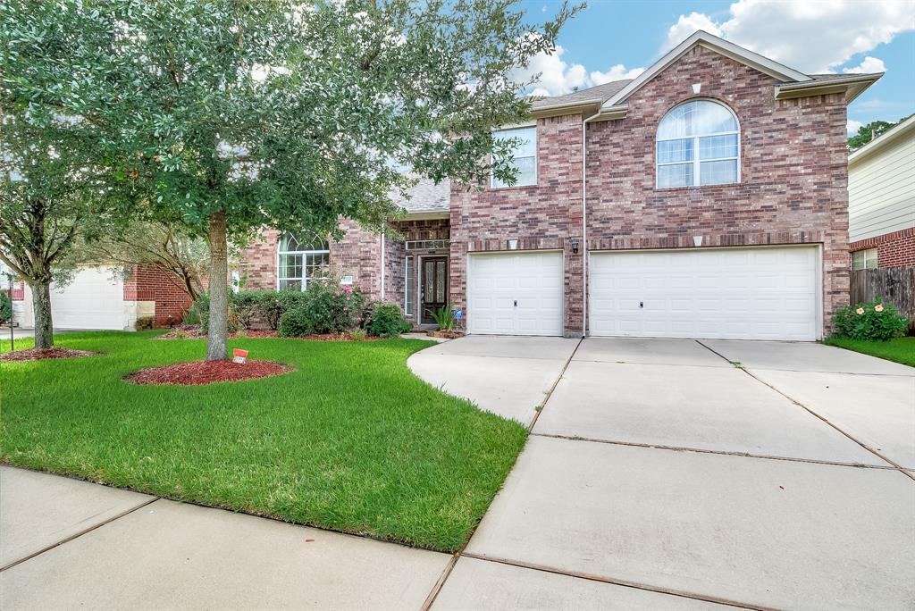 Fantastic home with Master Down.  Formals down, 3 bedrooms up with a Game Room! Recent Updates Include; Fresh Paint all over and Master Bathroom.