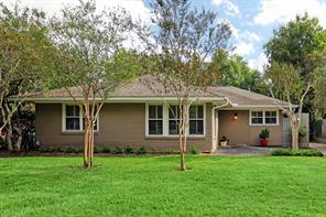 Houston Home at 3511 Broadmead Drive Houston , TX , 77025-3704 For Sale