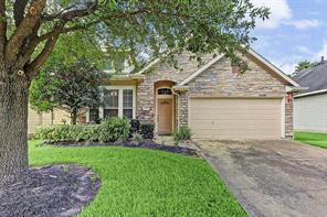 Houston Home at 14315 Bush Sage Drive Cypress , TX , 77429-8356 For Sale