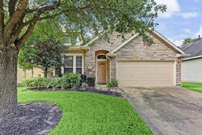 Houston Home at 14315 Bush Sage Drive Cypress , TX , 77429-8356 For Sale