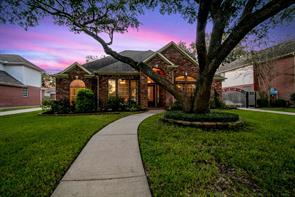 Houston Home at 13510 Tallow Glen Lane Cypress , TX , 77429 For Sale