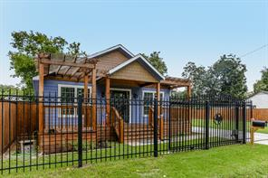 Houston Home at 4108 Sayers Street Houston , TX , 77026-3760 For Sale