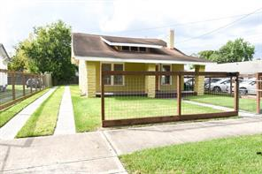 Houston Home at 210 Clifton Street Houston , TX , 77011-3314 For Sale