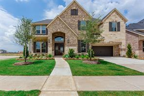 Houston Home at 4062 Harmony Breeze Lane Fulshear , TX , 77441 For Sale