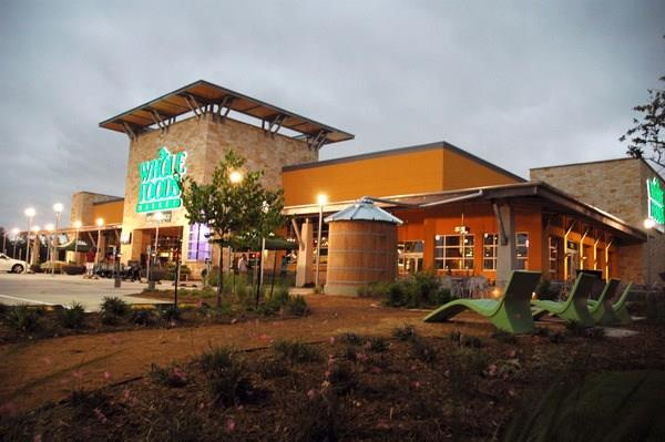 Whole Foods and Kroger are also located near by.