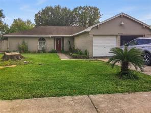 Houston Home at 2927 Early Turn Drive Webster , TX , 77598-3005 For Sale