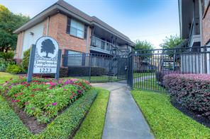 Houston Home at 1223 Augusta Drive 28 Houston , TX , 77057-2233 For Sale