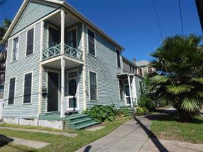 Houston Home at 409 16th Street Galveston , TX , 77550-2527 For Sale
