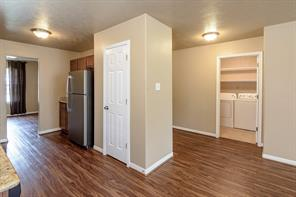 Nearby is the Utility or Laundry Room. The washer and dryer are included with this lease!