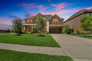 Houston Home at 3442 Stone Springs Dr Drive Katy , TX , 77494-4185 For Sale