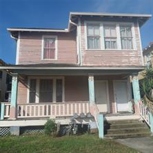 Houston Home at 2221 35th Street 1 Down Galveston , TX , 77550 For Sale