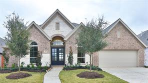 Houston Home at 30623 Zerene Trace Brookshire , TX , 77423 For Sale