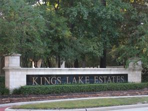 Houston Home at 86 Kings Lake Estates Boulevard Humble , TX , 77346-7734 For Sale