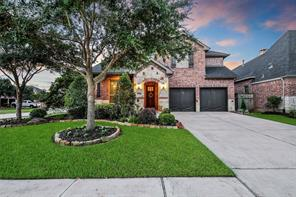 Houston Home at 27503 Caldwell Sky Lane Fulshear , TX , 77441-2083 For Sale