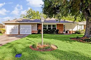 Houston Home at 8223 Lorrie Drive Houston , TX , 77025-2712 For Sale