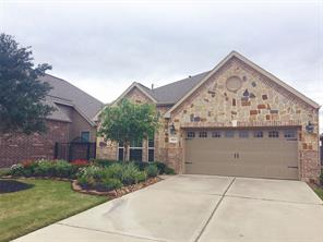 Houston Home at 27123 Walker Retreat Lane Katy , TX , 77494-8027 For Sale