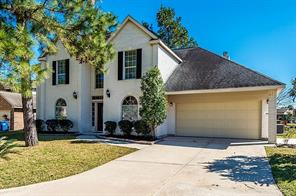 Houston Home at 18610 Bluewater Cove Drive Humble , TX , 77346-6168 For Sale