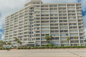 Houston Home at 7700 Seawall Boulevard 808 Galveston , TX , 77551-3403 For Sale
