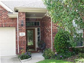 Houston Home at 2311 N Lago Vista Drive Pearland , TX , 77581-5237 For Sale