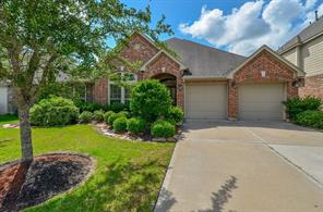 Houston Home at 10410 Kicking Horse Pass Cypress , TX , 77433-2826 For Sale