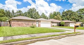 Houston Home at 520 Aweigh Drive Crosby , TX , 77532-4412 For Sale