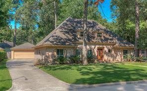 Houston Home at 3023 Pheasant Run Drive Kingwood , TX , 77339-2417 For Sale
